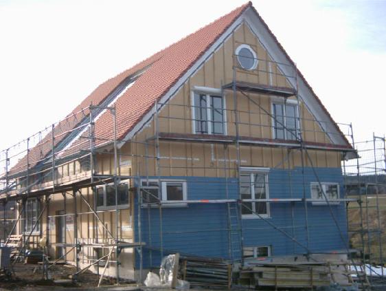 Holzhausbau 18