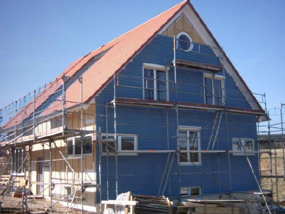 Holzhausbau 19