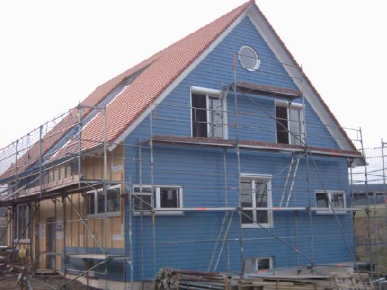 Holzhausbau 21