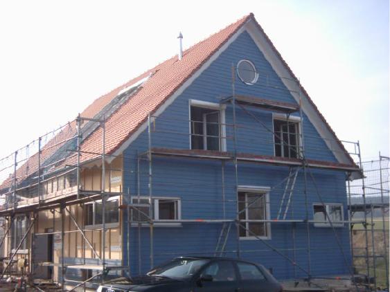 Holzhausbau 22