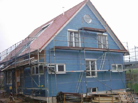 Holzhausbau 23