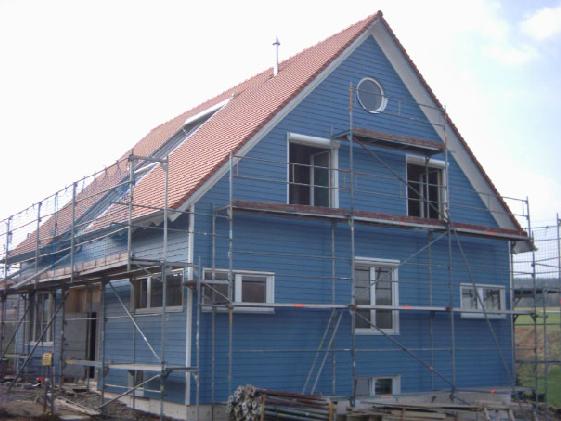 Holzhausbau 24