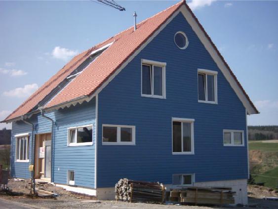 Holzhausbau 25