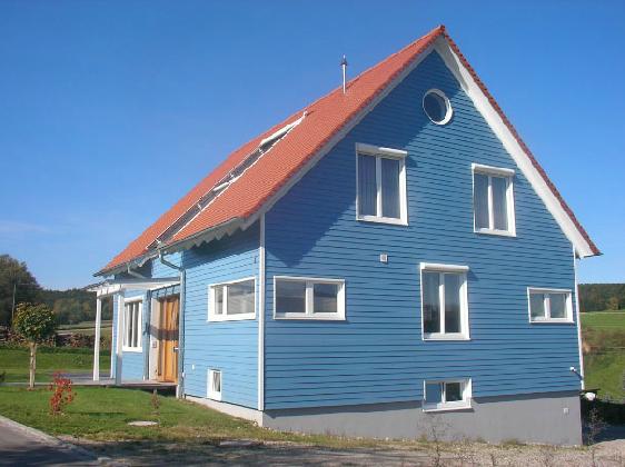 Holzhausbau 28