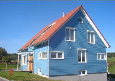 Holzhaus 1