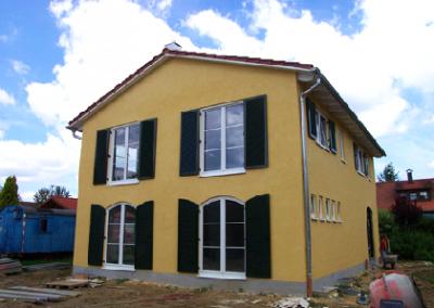 Holzhaus 3