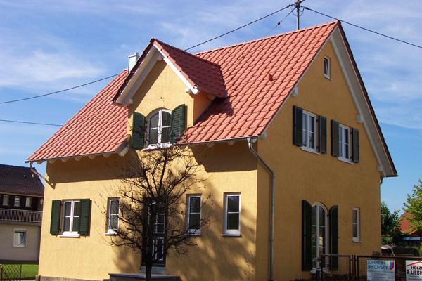 Wohntraum Holzhaus